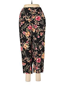 David Brooks Silk Pants Size 8