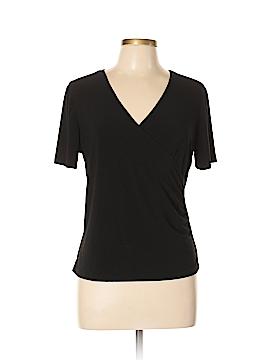 Claudia Richard Short Sleeve Top Size L