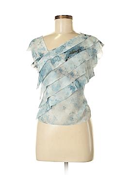 RACHEL Rachel Roy Short Sleeve Blouse Size M