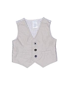 Gymboree Tuxedo Vest Size 6-12 mo