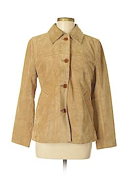 Coach Leather Jacket Size M
