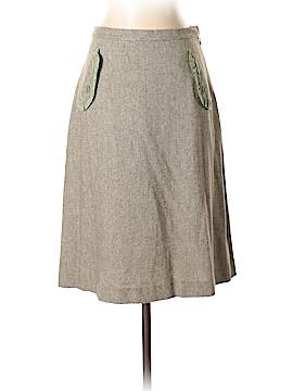 Blush Wool Skirt Size 4