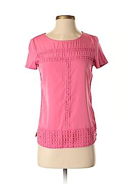 Tommy Hilfiger Short Sleeve Blouse Size S (Petite)