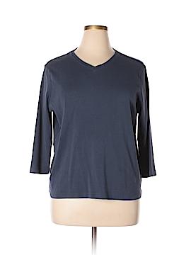 Pendleton Long Sleeve T-Shirt Size 2X (Plus)