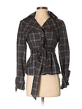Nanette Lepore Wool Coat Size 2