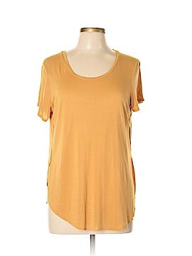 Tresics Short Sleeve Top Size L