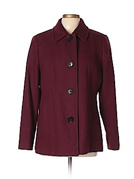 Nautica Wool Coat Size L