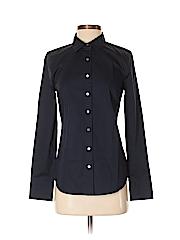 J. Crew Women Long Sleeve Button-Down Shirt Size XS