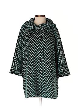 Cinzia Rocca Due Wool Coat Size 6