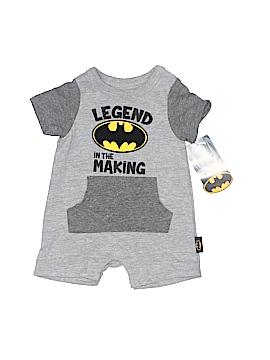 Batman Short Sleeve Outfit Newborn