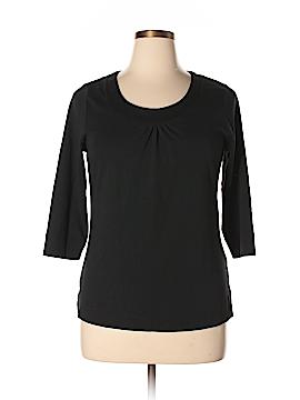 Basix 3/4 Sleeve T-Shirt Size 14 - 16