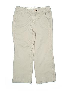 Crewcuts Khakis Size 10