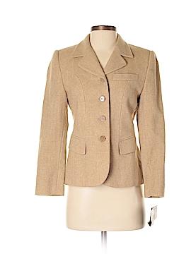 Embassy Row Sportswear Wool Blazer Size 2 (Petite)
