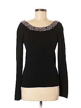 Link Cashmere Pullover Sweater Size Med - Lg