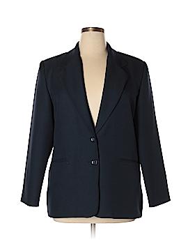 Haberdashery by Leslie Fay Sportswear Blazer Size 14