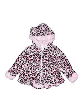 Little Lass Fleece Jacket Size 3T