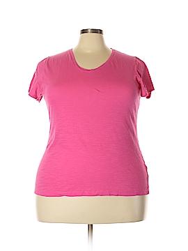 Style&Co Sport Active T-Shirt Size 1X (Plus)