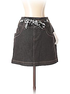 Krush Denim Skirt Size 4