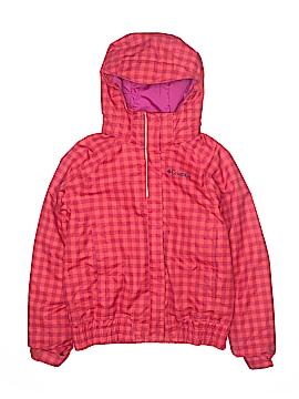 Columbia Snow Jacket Size 10 - 12