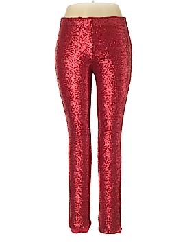 Rosette Dress Pants Size L