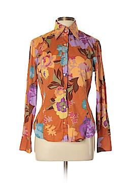 ETRO Long Sleeve Button-Down Shirt Size 46 (IT)