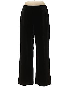 Ellos Velour Pants Size 18 (Plus)