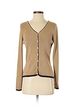Max Studio Silk Cardigan Size S