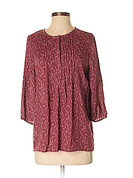 Caslon 3/4 Sleeve Blouse Size XS