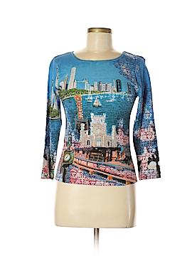 DressBarn Long Sleeve T-Shirt Size S