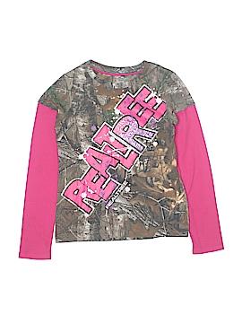 Realtree Long Sleeve T-Shirt Size 10 - 12