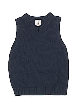 Lands' End Sweater Vest Size 4