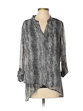 Kim Rogers 3/4 Sleeve Blouse Size M