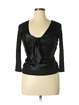 Karen Millen 3/4 Sleeve Top Size 10