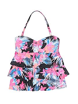Island Escape Swimsuit Top Size 8