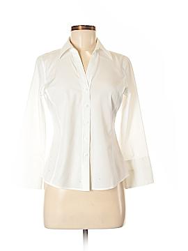 Talbots Long Sleeve Button-Down Shirt Size 6