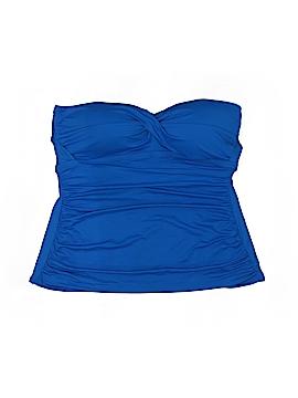 Lauren by Ralph Lauren Swimsuit Top Size 18W (Plus)