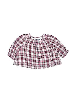 Baby Gap Long Sleeve Blouse Size 0-3 mo
