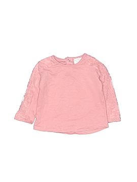 Zara Baby Long Sleeve Blouse Size 3-6 mo