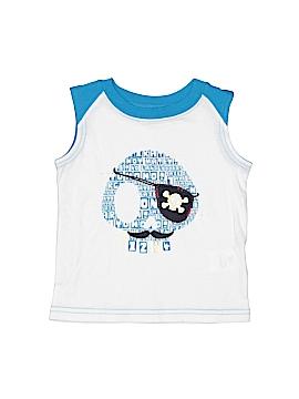 Toughskins Sleeveless T-Shirt Size 18 mo