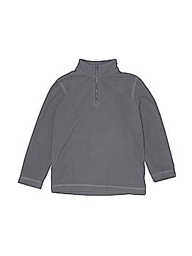 Garnet Hill Fleece Jacket Size M (Kids)