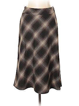 Eddie Bauer Wool Skirt Size 8 (Petite)