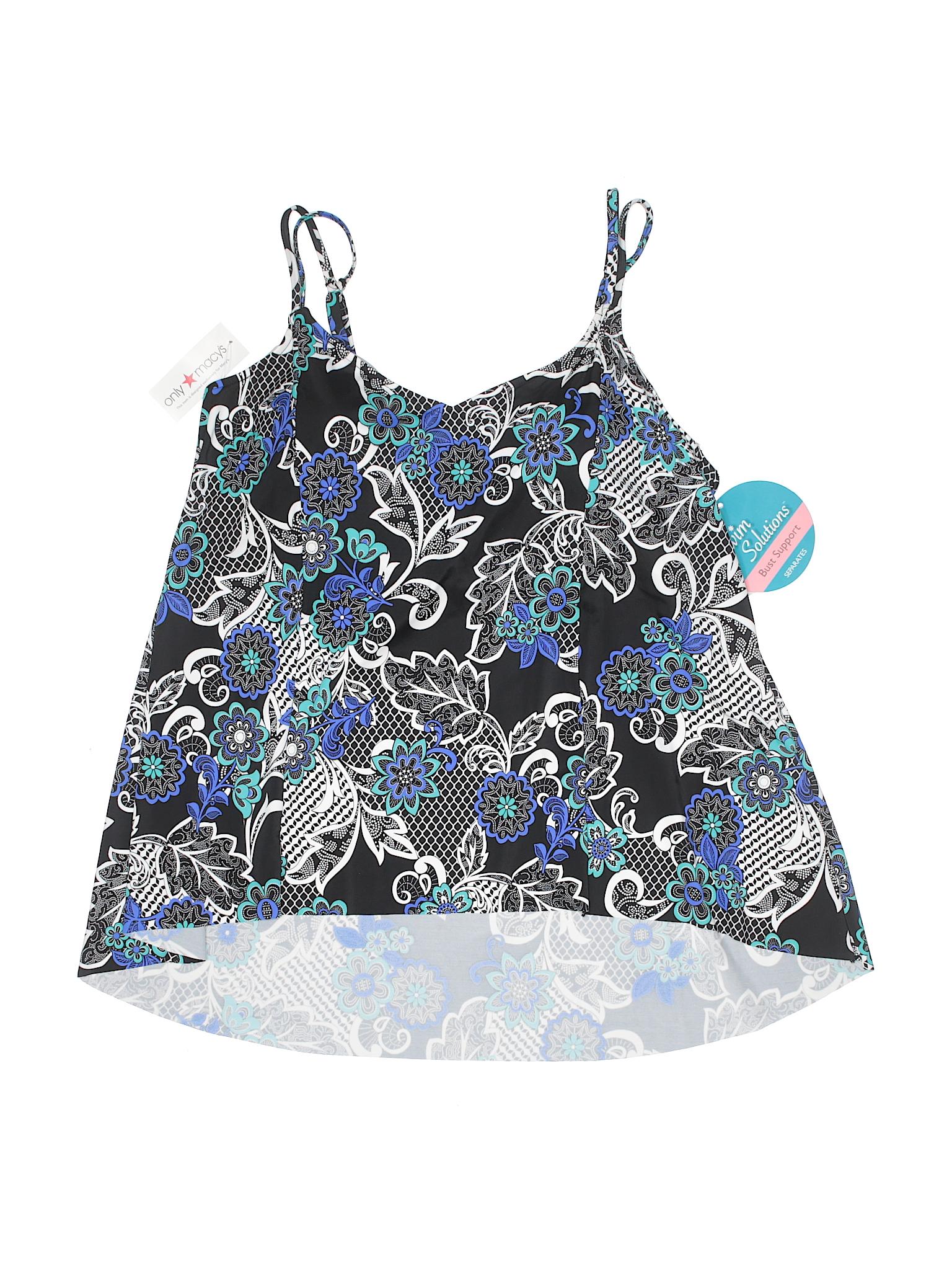 Boutique Solutions Swimsuit Boutique Swim Swim Top OqwO1v8xr