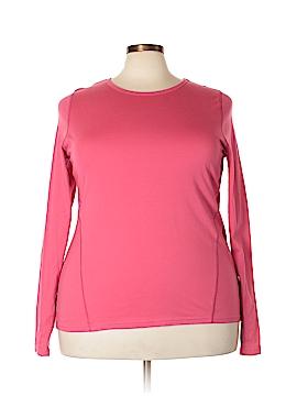 SONOMA life + style Long Sleeve T-Shirt Size 2X (Plus)
