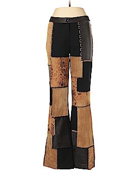 Alberto Makali Leather Pants Size 6