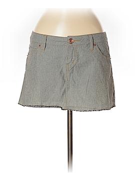 Volcom Denim Skirt Size 7