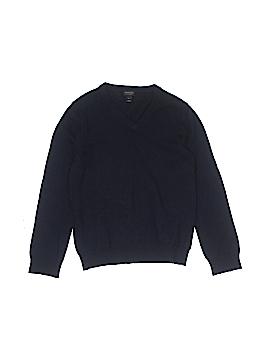 Crewcuts Cashmere Pullover Sweater Size 6-7