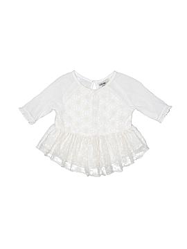 OshKosh B'gosh 3/4 Sleeve Blouse Size 12 mo