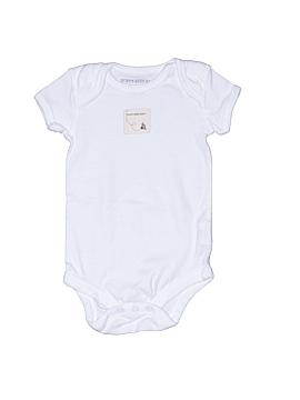 Burt's Bees Baby Short Sleeve Onesie Size 0-3 mo