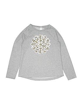 Lands' End Sweatshirt Size 14