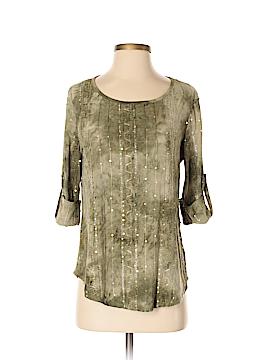 Sami & JO 3/4 Sleeve Blouse Size S